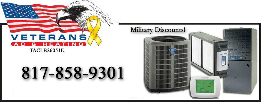 HVAC Repair in North East Tarrant County